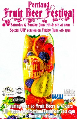 Portland Fruit Beer Fest 14