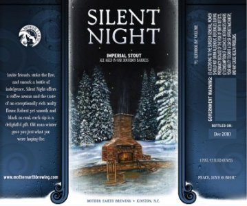 Mother Earth Silent Night