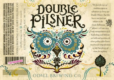 Odell Double Pilsner