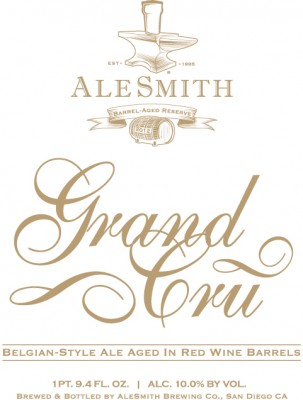 AleSmith BA Grand Cru