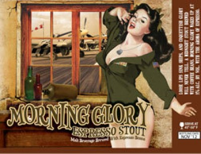 Morning Glory Beer Dominion Morning Glory
