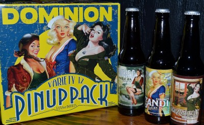 Dominion Pinup Pack