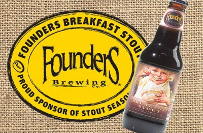 Founders Stout Season