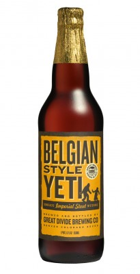 Great Divide Belgian Yeti