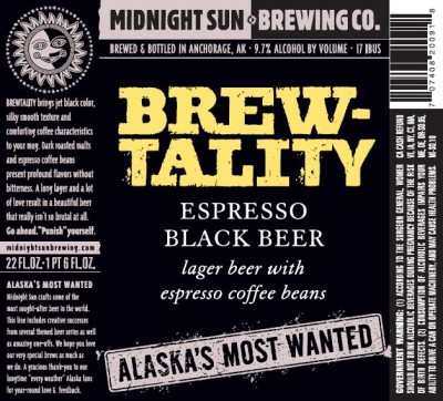 Midnight Sun Brewtality