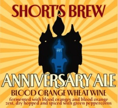 Shorts 2012 Anniversary Ale