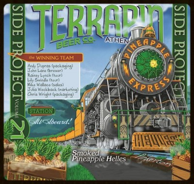 Terrapin Pineapple Express