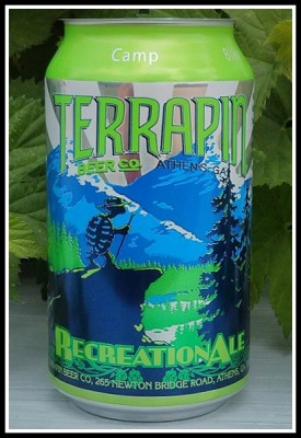Terrapin Recreation Ale Can