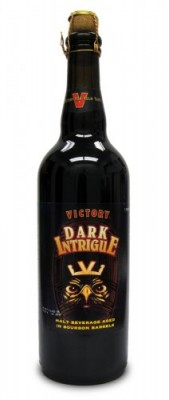 Victory Dark Intrigue Bottle