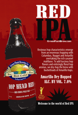 green flash red ipa